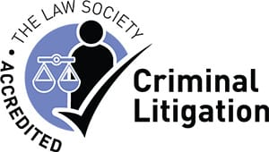 Law Society accreditation for Criminal Litigation