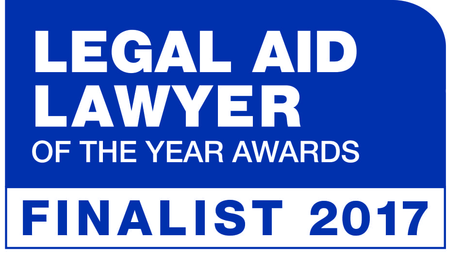 Legal Aid Lawyer of the Year - Sternberg Reed