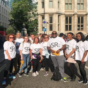 London Legal Walk 17th June 2019