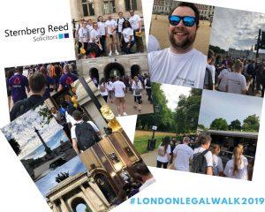 #LondonLegalWalk2019