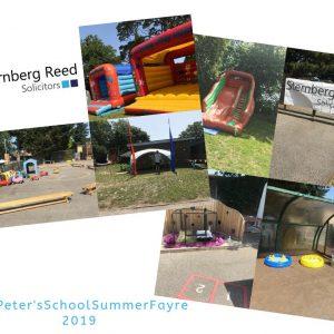 Sternberg Reed Support School Summer Fayre