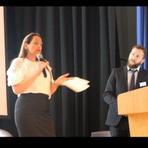 Sternberg Lawyer Key Note Speaker at The Sydney Russell Alumni Network Launch